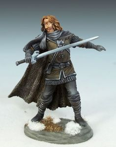 Ser Waymar Royce at DarkSword Minatures