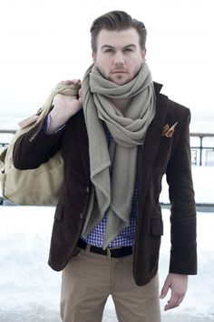 Men's Style Blog - Business Casual With Style For Artists | TSBmen - Part 5