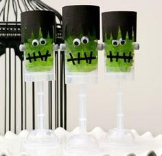 Frankenstein+Push+Pops