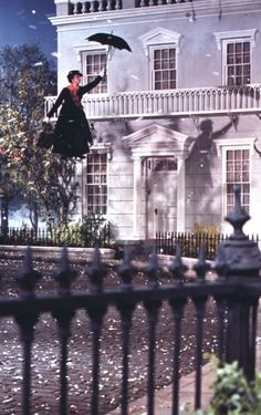 Mary Poppins...im not afraid to admit i know all the words to these songs... ; )