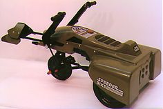 Ride-on Speeder Bike pedal car - Star Wars Collectors Archive