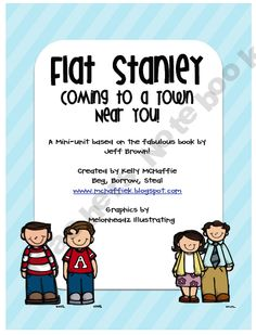 Flat Stanley Mini Unit