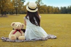 I need you, my honey bear, my best companion and friend!