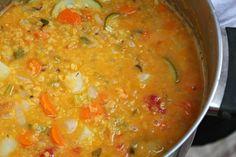 Lentil Soup 3
