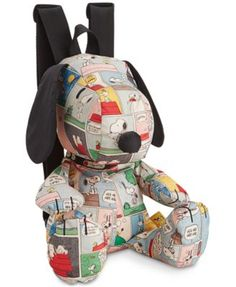 LeSportsac Peanuts Collection Snoopy Backpack