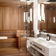 The Nordic sauna culture encourages mindfulness. Sauna at Hotel St. What Is Nordic, Sauna Heater, Sauna Design, Buy Tickets Online, Types Of Wood, Helsinki, How To Be Outgoing, New Homes