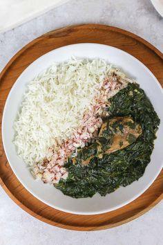 Molokhia - Little Sunny Kitchen Middle Eastern Sweets, Middle Eastern Recipes, Lebanese Cuisine, Lebanese Recipes, Restaurant Recipes, Dinner Recipes, Rice Recipes, Jordanian Food, Recipes