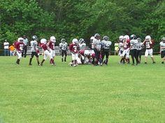 10U Bulldogs vs Ashland Crimson Tide May 10,  2014