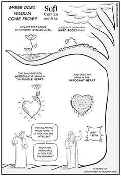 Wisdom Archives - Sufi Comics