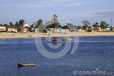 The Island of Mozambique (Portuguese: Ilha de Moçambique) lies off northern Mozambique, between the Mozambique Channel and Mossuril Bay, and is part of Nampula Province Portuguese, Channel, Africa, Waves, Island, Landscape, Building, Beach, Outdoor