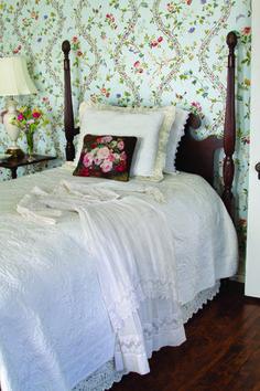 Romantic Homes magazine.