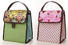 Laurina e as lancheiras mais bonitas da cidade - dcoracao.com - blog de decoração e tutorial diy