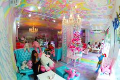 The Unicorn Cafe, located in the Bang Rak district of Bangkok, is a glittery restaurant filled to the brim with unicorn iconography, toys, and oversized pink furniture. From giant unicorn murals to a...