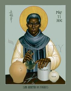 """St. Martin de Porres 