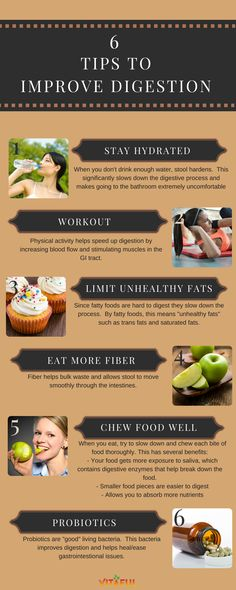 6 Tips to Improve Digestion   Digestive Health   Health Tips   Gut Health   Holistic   Natural Remedies  