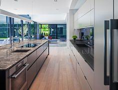 Quartz Countertop in a modern kitchen.