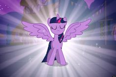 Alicorn Princess Twilight Sparkle (I have no problem with this whatsoever)