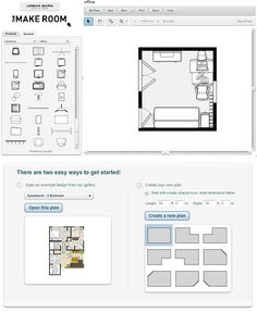 Printable furniture templates 1 4 inch scale free graph - 1 4 scale furniture for interior design ...