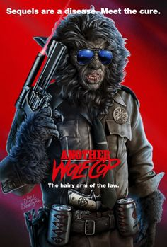 'Sequels are a disease. Meet the cure.' Another WolfCop is a 2016 Canadian comedy horror film written and directed by Lowell Dean and a sequel to hisWolfCop (2014). It was filmed as Wo…