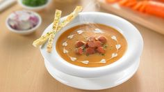 [Resep] Sup Krim Jerman http://www.perutgendut.com/read/sup-krim-jerman/2061 #Food #Kuliner #Indonesia #Resep