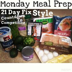 Instagram media by shanhargrave - Here we go! 21 Days till Cancun and Hubby and I are doing the 21 Day Fix Extreme Countdown to Competition Meal Plan!  6 meals a day, Lots of protein and veggies, and intense 30 min workouts to go along with it!! The carb depletung is going to be tough, i love my carbs. But its GAME ON!  Time to cook and prep! :)