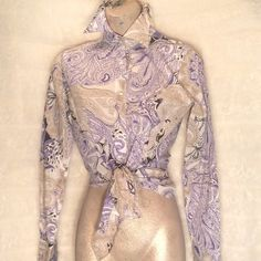 ETRO fun and fabulous! Fun and fabulous! You will love. Bundle and save $$ Etro Tops Button Down Shirts
