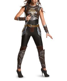 Look what I found on #zulily! World of Warcraft Garona Prestige Costume Set…