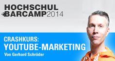 CRASHKURS: YOUTUBE-MARKETING… http://www.kreativekommunikationskonzepte.de/crashkurs-youtube-marketing/