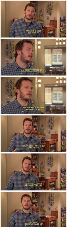 Andy Dwyer is the best!
