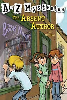 The Absent Author best books for 8 year olds