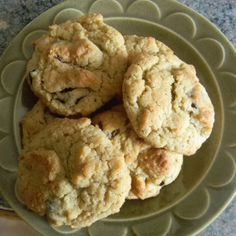 Chewy Baby Cereal Oatmeal Cookies Recipe