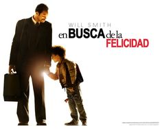 "meh... una historia simple, linda... ""real"". 6/10  http://www.cuevana.tv/#!/peliculas/167/the-pursuit-of-happyness"