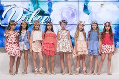 dolce aela  en feria internacional moda infantil primavera verano 2018 (fimi 85ª edición)