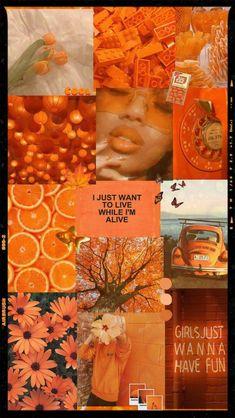 Aesthetic Orange