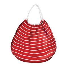 t-shirt stripe beach sack