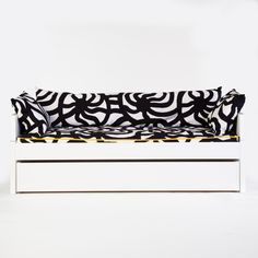 AVA Sofa Bed Double Beds, Sofa Bed, Ava, Tiny House, Small Spaces, New Homes, Elegant, Room, Furniture