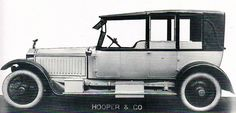 1910 Cabriolet by Hooper