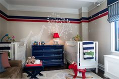 23 Blue Nursery Rooms for Your Little Bundle of Joy
