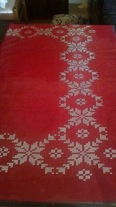 Resultado de imagen para hardanger navideño Swedish Embroidery, Hardanger Embroidery, Learn Embroidery, Hand Embroidery Designs, Embroidery Patterns, Cute Cross Stitch, Cross Stitch Flowers, Cross Stitch Designs, Cross Stitch Patterns