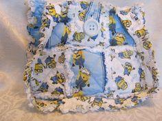 Minions Inspired Minion Handbag/ Purse/ by morethanbearscrafts