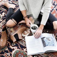 Inspiration everywhere. #coffeenclothes #☕️👕 @amanda_holstein