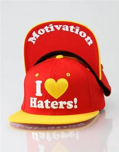 DGK Haters Snapback Cap