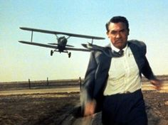 Cary Grant. His grey suit in North by Northwest was killer. I need to find one.