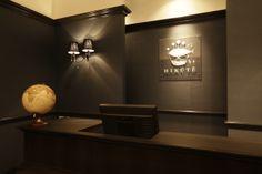 Beauty salon interior design ideas    + reception + space + decor + Japan + antique + french + designs    Follow us on https://www.facebook.com/TracksGroup <<<【hikute  レセプション】 アンティーク 美容室 内装