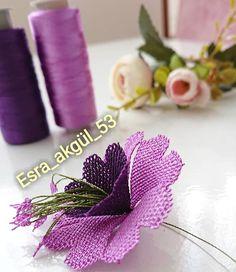 Pin by mavi Gp on puntillas de hilos Popular Crochet, Motif Floral, Lace Making, Istanbul, Knots, Activities For Kids, Elsa, Needlework, Table Decorations