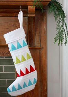 From EverythingEtsy.com Christmas stocking.