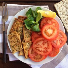 Receta: tofu al microondas | Tan Sanamente