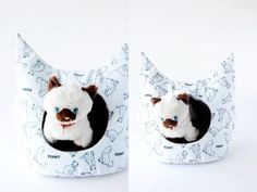 DIY Cat Bed Sewing Pattern   See Kate Sew