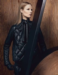 Vogue UK #noir