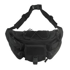 Tactical Waterproof Outdoor Sport Hiking Camping Waist Pack Nylon Military Waist Bag free shipping
